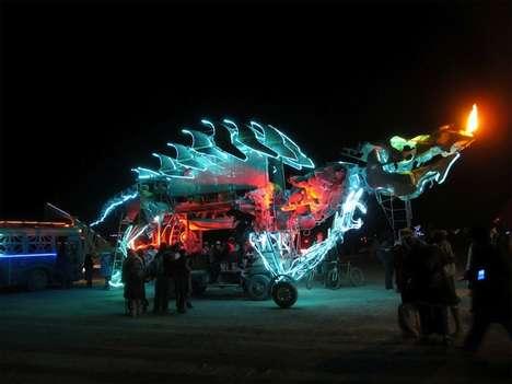 Dragon DJ Booths