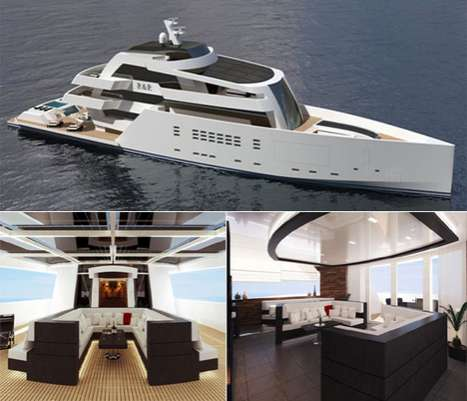 Nick Meza Has Created a New Standard of Luxury for Mega Yachts