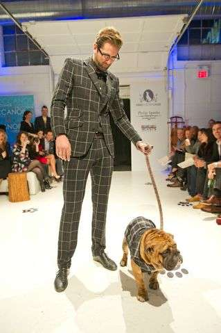 The Paws for the Cause Gala 2011 Featured Four-Legged Friend Fashions