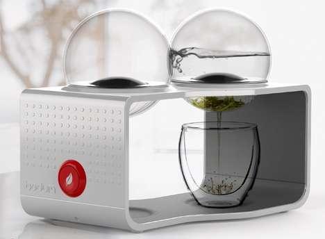 Fishbowl Caffeine Pumpers