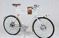 Seamless Electric Cycles - The Faraday Bicycle Hides its Hardware