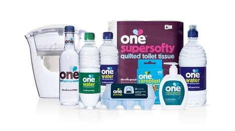 Like-for-Like Businesses - 'One' Products Fund Similar Items in the Developing World