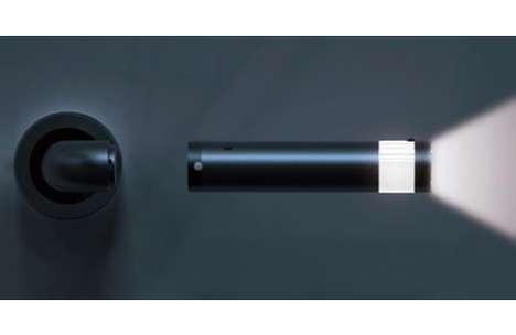 Handy Doorknob Torches