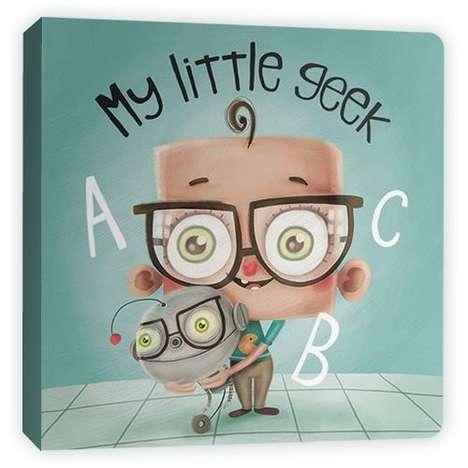 Nerdy Alphabet Guides