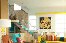 Rocking Retro Resorts  - The Lords South Beach Hotel is '70s-Inspired