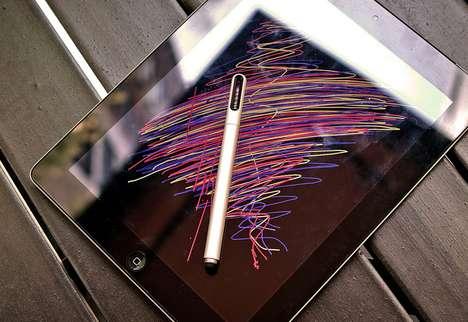 Touchscreen Writing Wands