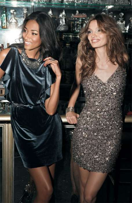 Sparkly Sequined Collections