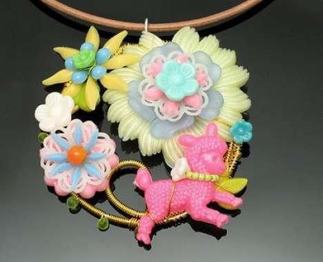 100 Dainty Handmade Jewelry