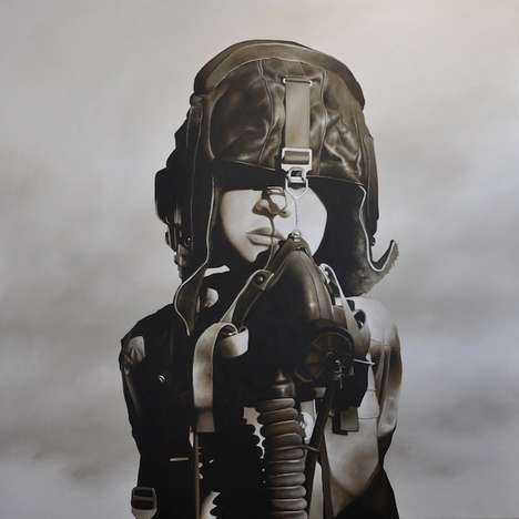 WWII-Inspired Paintings