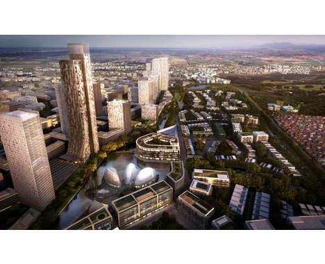14 Eco City Innovations