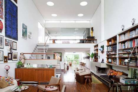 Venezualan Architect Pedro Useche Shows Off Luxurious Living