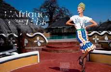 Elegant Tribal Editorials