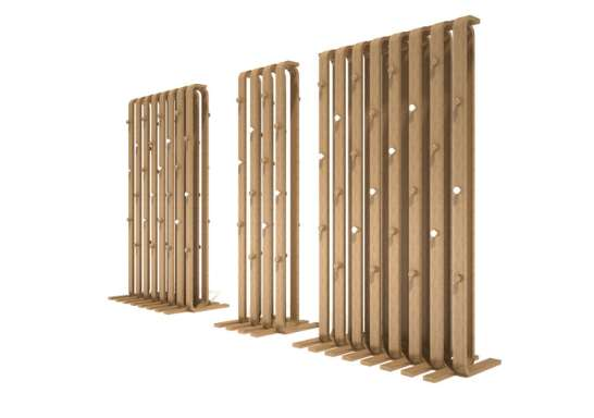 Coat Rack Room Dividers
