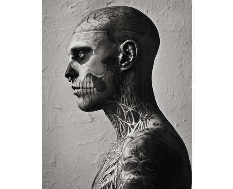 10 Edgy Zombie Boy Editorials