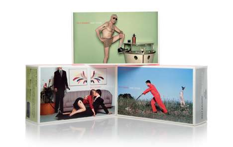 Album-Style Merchandizing