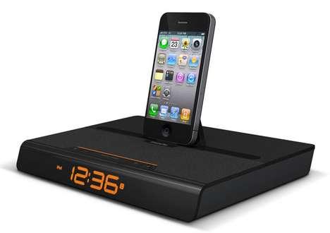 Alarming Smartphone Stands