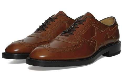 Urban Sophisticated Footwear