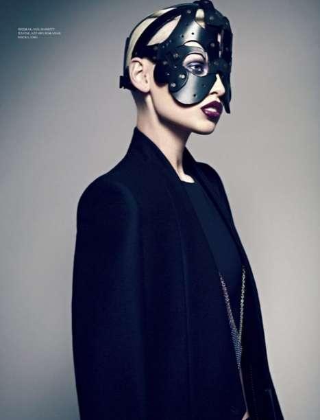 Punk Masked Editorials
