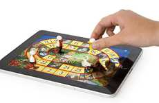 Tablet Board Games - The iPawn for iPad Brings Physical Pieces to this Touchscreen Device