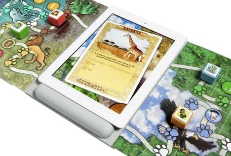 Tabletop Tablet Games - GameChanger Presents Tech-Infused Fun