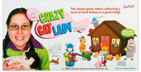 The Crazy Cat Lady Board Game is for Women Passionate About Their Pets