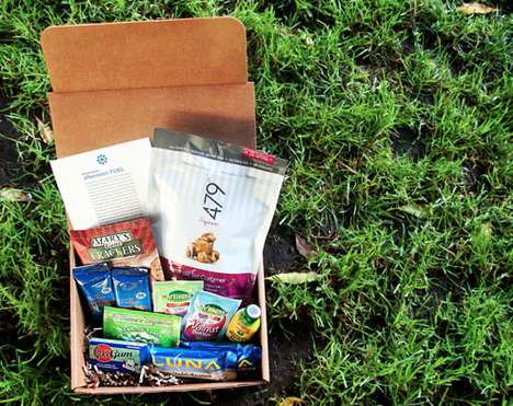 Curated Ethical Boxes - Monthly Blissmoboxes are Packed With Social Goodness
