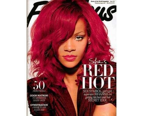74 Ravishing Redhead Innovations