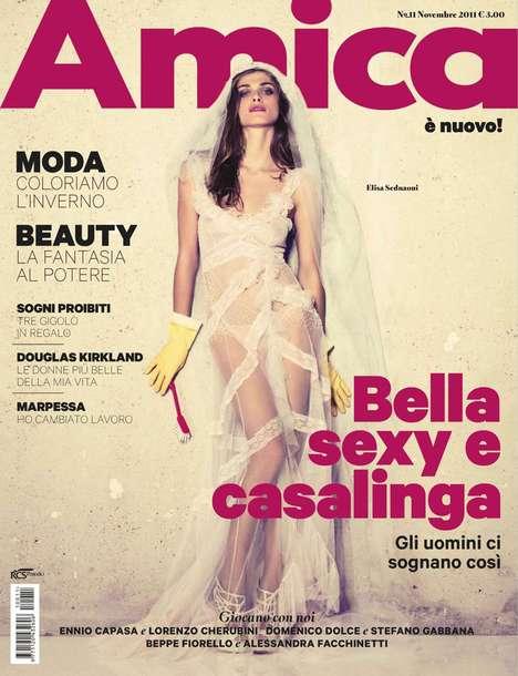 Bridal Lingerie Covers