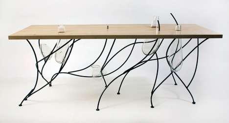 Protruded Punctured Furniture