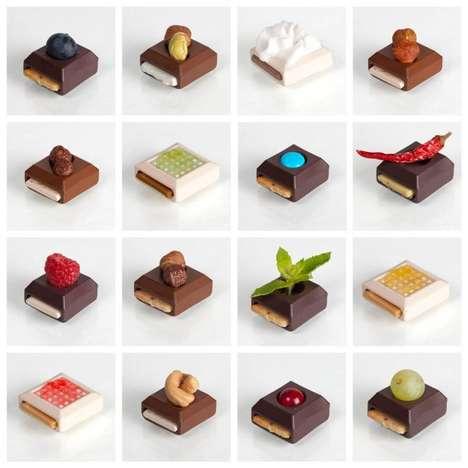 DIY Chocolate Builders