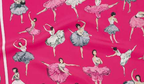 Ballerina Couture Scarves