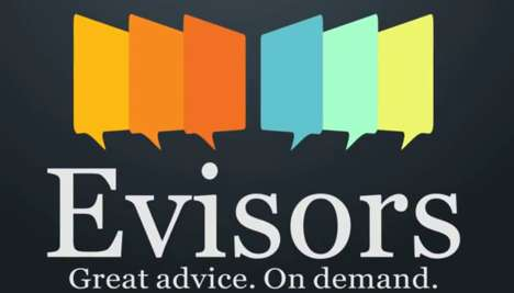 Savvy Expert-Connecting Sites - Evisors Creates a Market for Expert Knowledge