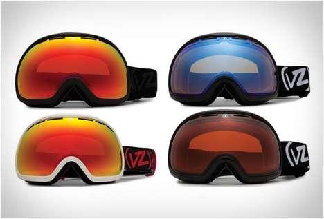 Wide-Eye Snowboard Shades