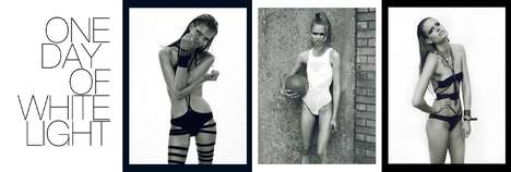 Sporty Strapped Styles
