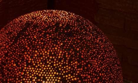 Spongy Sphere Lighting