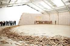 Fast Falling Installations