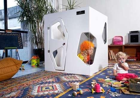 Ultra Modern Playhouses