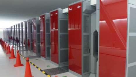 Energy-Sucking Supercomputers