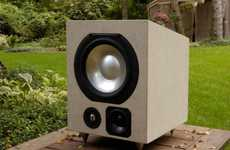 Solid Stone Speakers