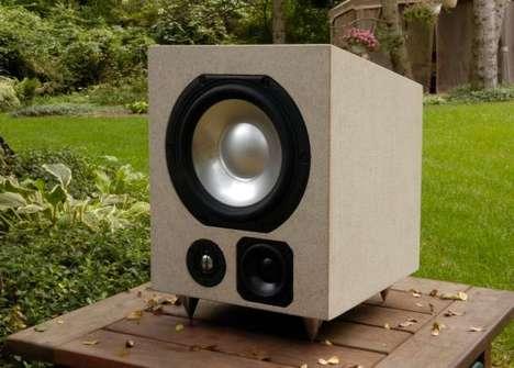 Solid Stone Speakers