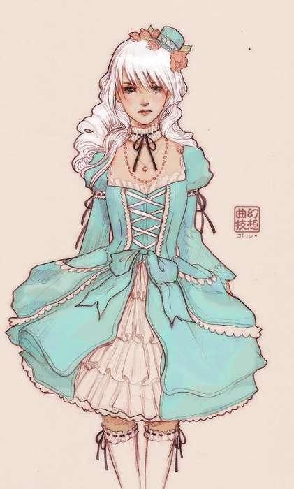 Enchanting Aristocratic Anime