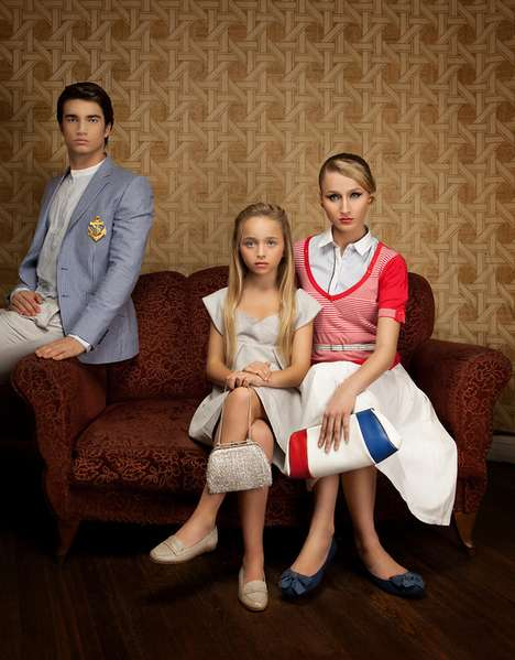 Ideal Family Editorials