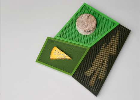 Abstract Agrarian Platters