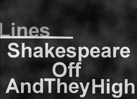 Tantalizing Typography Music Vids