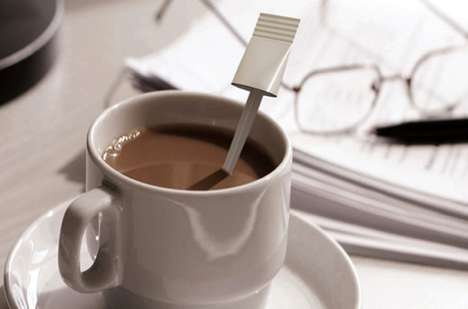 Coffee-Stirring Sachets