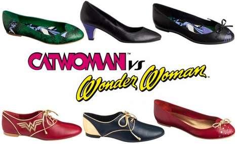 Upscale Heroine Footwear