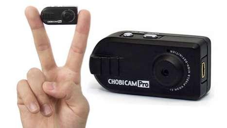 Diminutive Digital Cameras