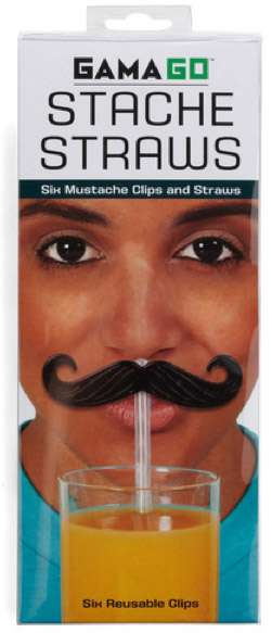 Facial Hair Sippers