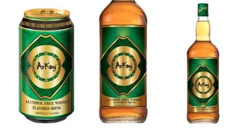 Arkay Beverages is the First Non-Alcoholic Drink That Tastes like Scotch