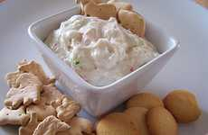 Naughty No-Bake Indulgences - This Cake Batter Cracker Dip Will Help Turn That Frown Upside Down